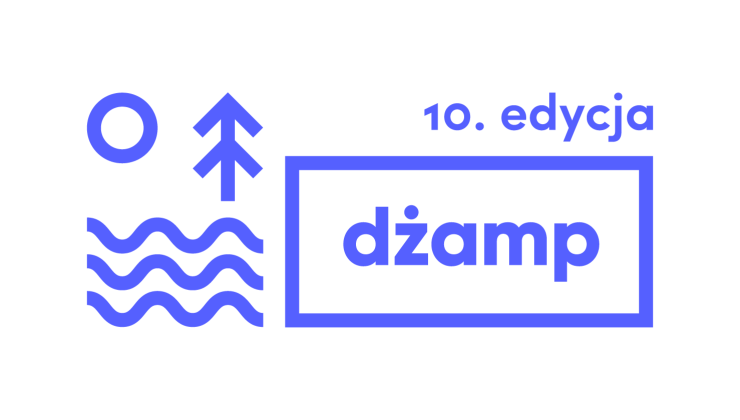 logo dżamp 21-31 sierpnia 2018